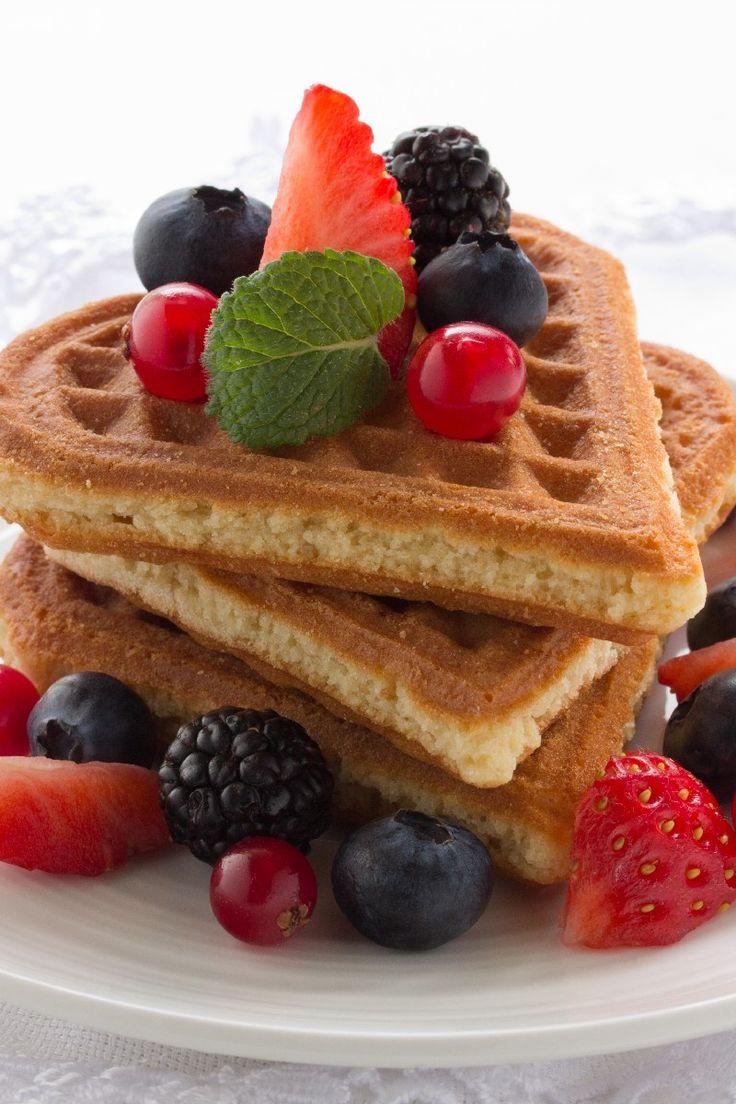 Whole Grain Waffles | KitchMe
