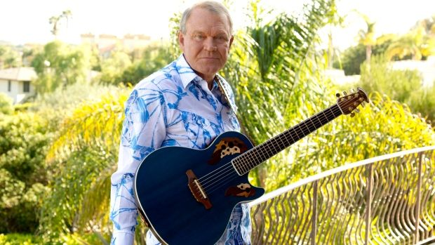 """Glen Campbell, the affable superstar singer of """"Rhinestone Cowboy"""" and """"Wichita Lineman"""" whose appeal spanned country, pop, television and movies, died Tuesday, his family said. He was 81."""