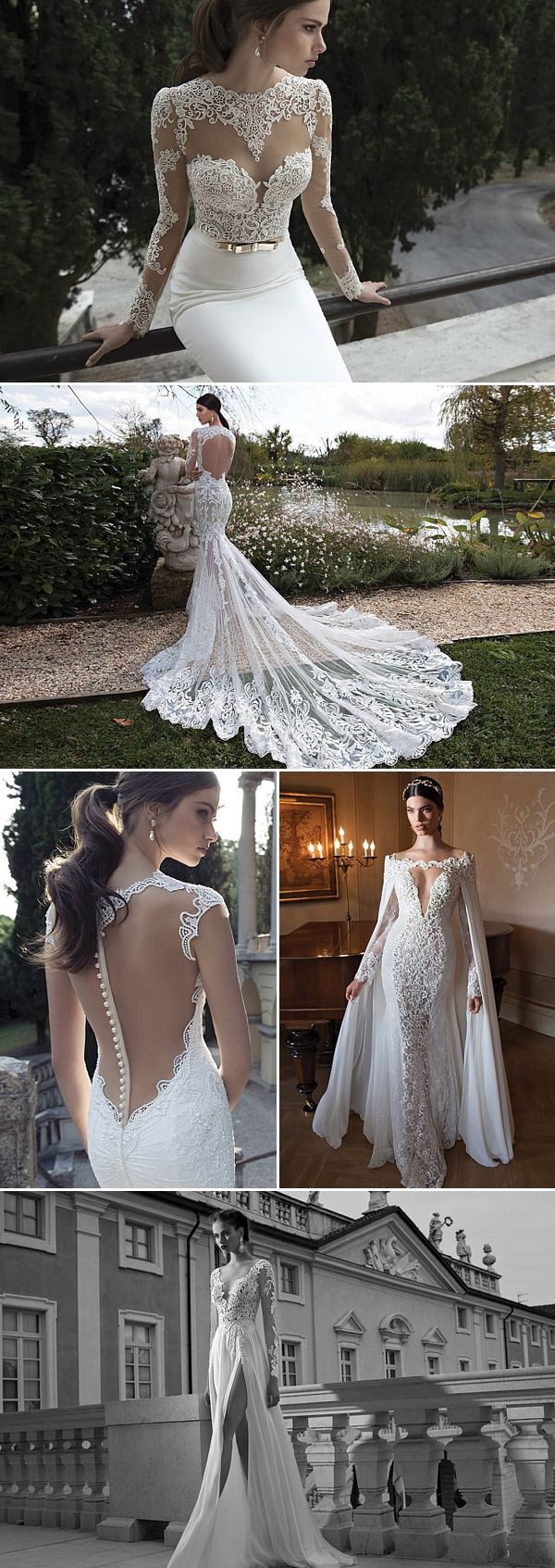 Did you know Israeli designers make some of the most gorgeous, jaw-droppingly beautiful wedding dresses you will ever lay eyes on? Wedding dresses have becoming bolder and sexier over the years and it seems Israel's designers are leading the way with illusion details, bare backs, tight rears, sheer panels, and plunging necklines. Here comes our …