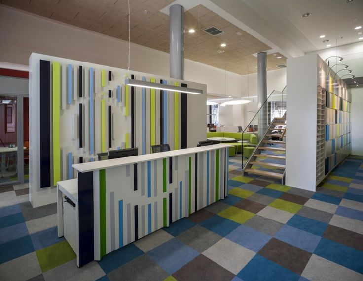 HQ Corio in Madrid. A project by 3g office.
