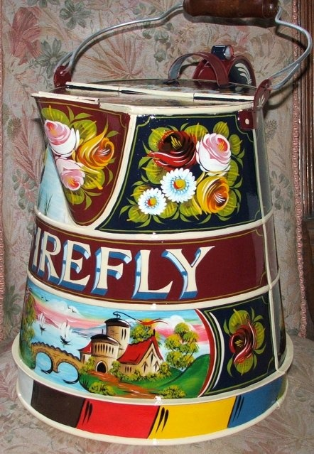 Buckby Can for canal boat by Terence