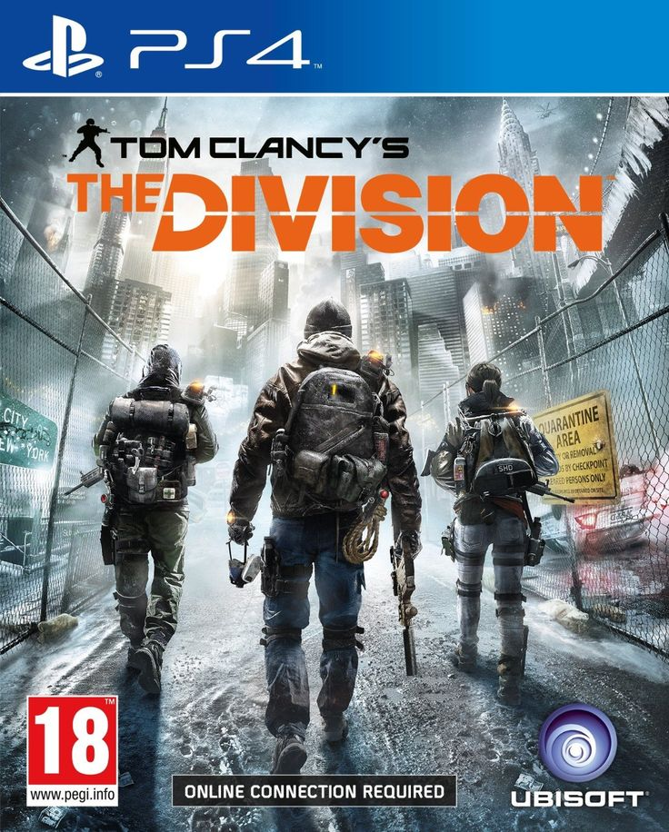 Tom Clancy's The Division (PS4): Amazon.co.uk: PC & Video Games