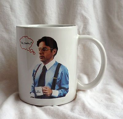 Office Space Coffee Mug Cup UH Yeah Initech Bill Lumbergh Special Edition  Gift | EBay