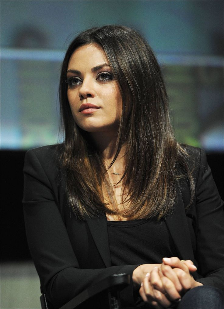 Mila Kunis as Kiera from Thoughtless, Effortless and Recklace.