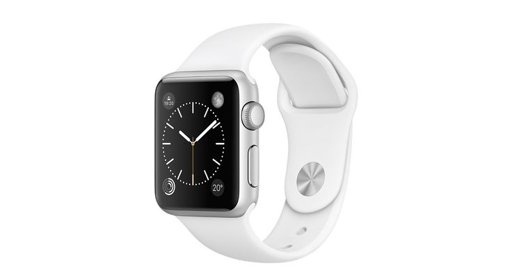 Apple Watch Sport is available in Silver, Space Grey, Rose Gold and Yellow Gold anodised aluminium cases, and a range of bands. View Apple Watch Sport pricing.