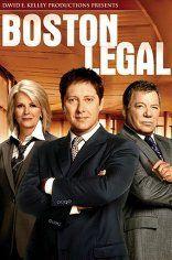 Boston Legal (2004-2008)