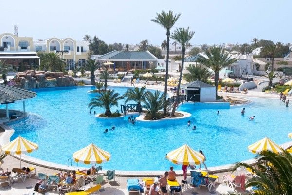 Séjour Tunisie Go Voyage, promo séjour Djerba pas cher Go Voyage au Hôtel Holiday Beach 4* à Djerba prix promo séjour GoVoyages à partir 594,00 €