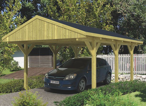 Best Apex Roof Carport 4 X 6 0M Apex Roof Carport 400 x 300
