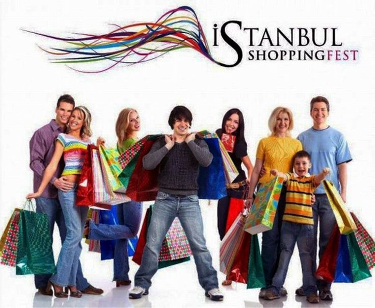 The shopping festival in Istanbul from 1 to 31 July 2016