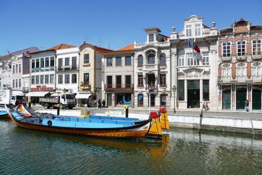Découvrir le Portugal : Aveiro