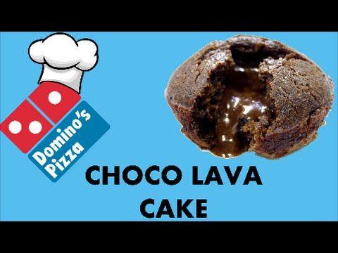 Make Choco Lava Cake like Domino's at home !!! - YouTube