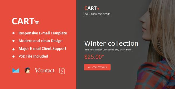 Cart Mail - Responsive E-mail + Online Access  download here: https://themeforest.net/item/cart-mail-responsive-email-online-access-/13454813?ref=DemonSwith