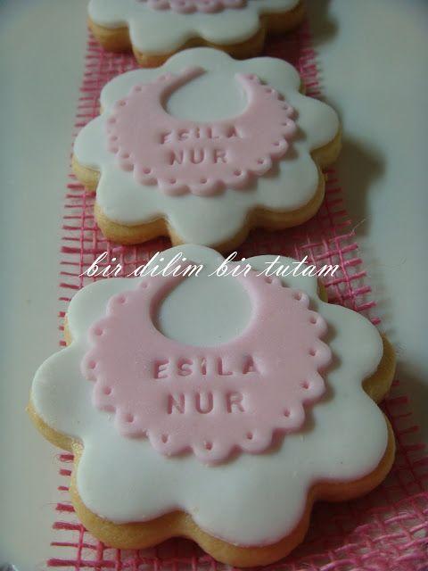 BIR DILIM BIR TUTAM: bebek kurabiyeleri