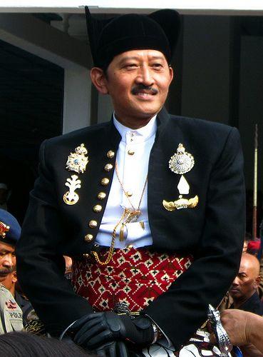 Maha Patih Keraton Surakarta, KGPH Panembahan Agung Tejowulan. The royals of Surakarta, Indonesia