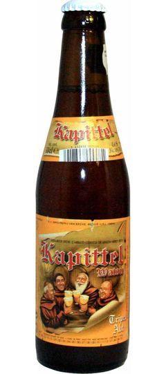 Het Kapittel Watou Blond: Highly Carbonated Belgian Pale Ale - http://www.beerz.co.nz/beers-in-new-zealand/het-kapittel-watou-blond-highly-carbonated-belgian-pale-ale/ #NZ #beer #craftbeer