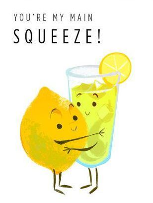 Main Squeeze | http://TrueLemon.com HAppy VAlentines DAy!!
