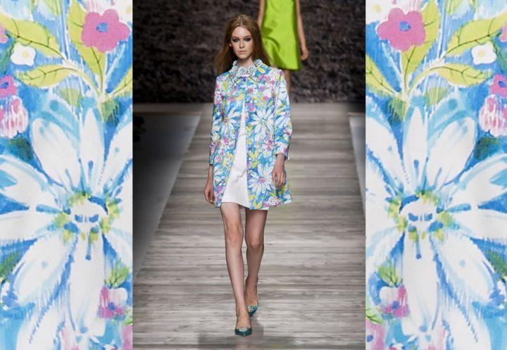 Blugirl, sfilate primavera estate 2014