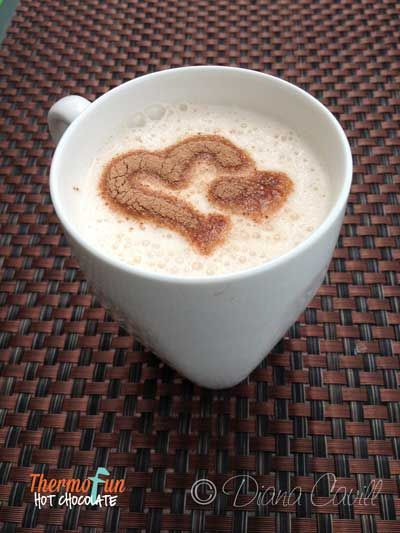 {Thermomix} Hot Chocolate