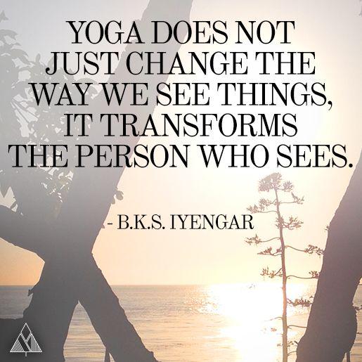 105 Inspirational Yoga Quotes