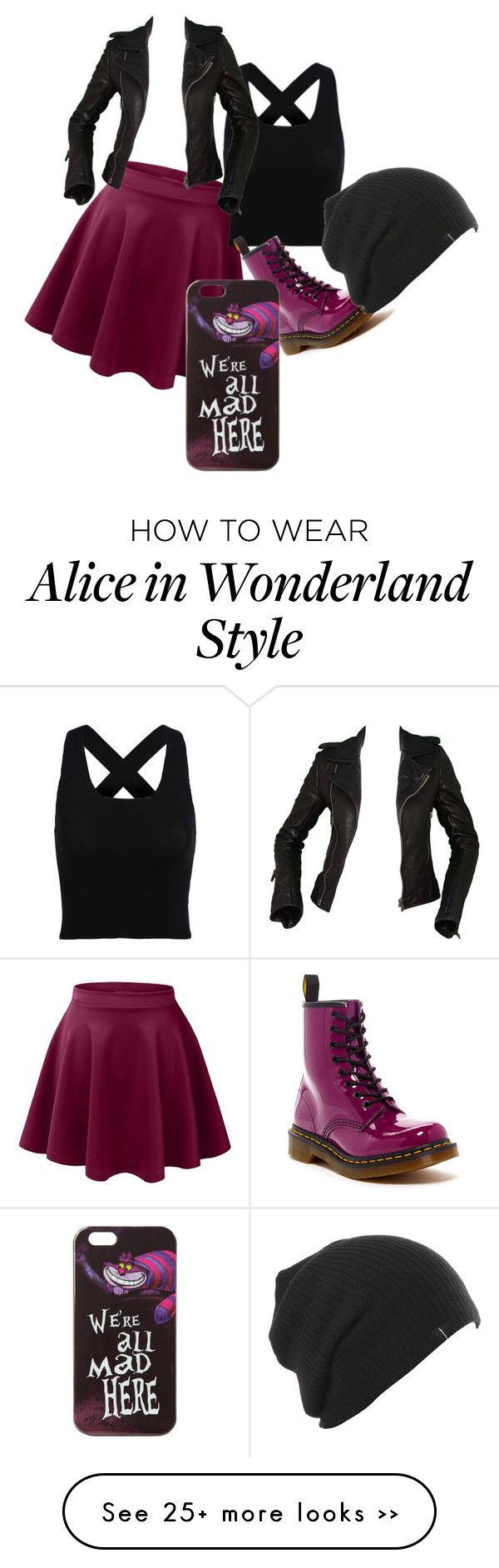 """Untitled #270"" by pinkart2000 on Polyvore"