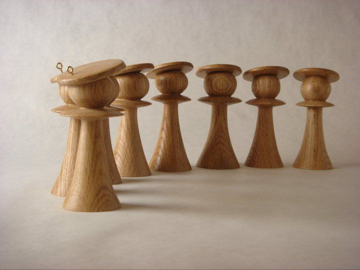 ornaments made on lathe - Google Search