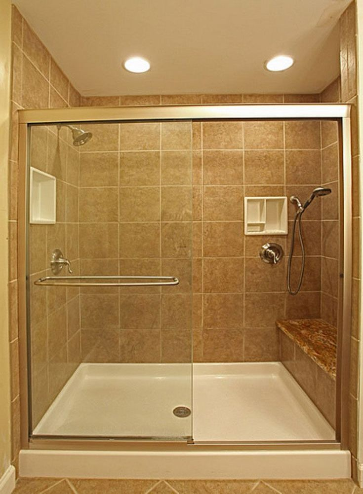 Image result for stand up shower bathroom ideas | Small ...