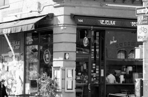 Veselka's Famous Borscht