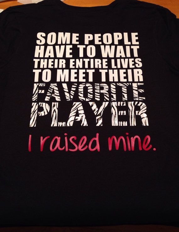 Maybe a little cheesy, but it's true! LOVE MY PLAYER! #volleyball #volleyballmom