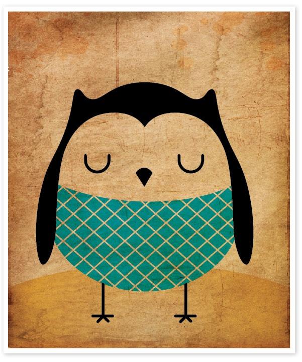 'Little Owl' by Allison Ball