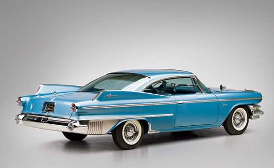'60 Dodge Polara HT - sold Dec 1 for 85,800