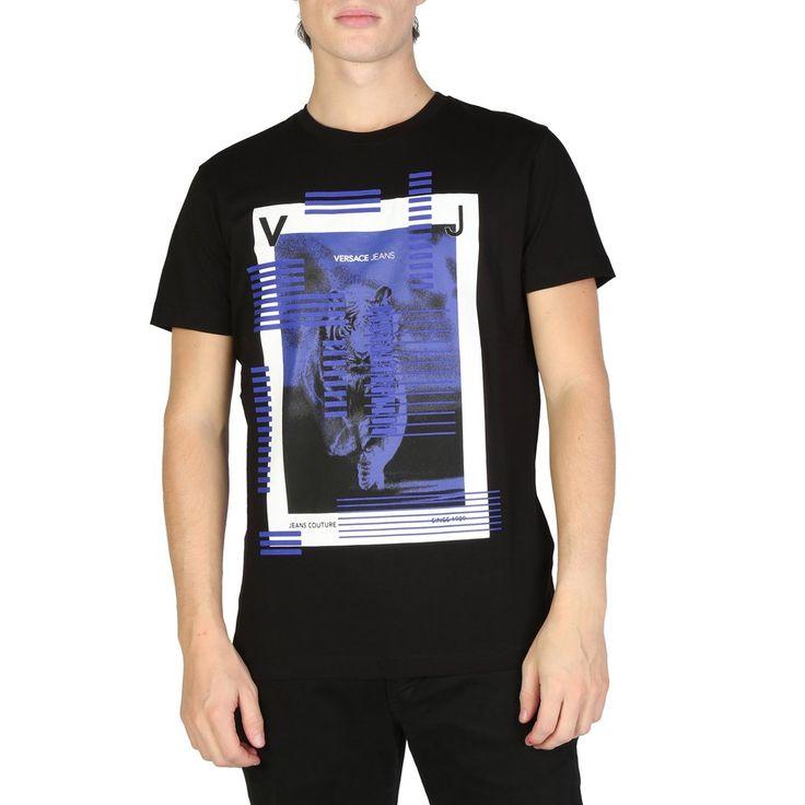 Versace Jeans B3gsb73a 36598 Mens Tshirts Versace Jeans Versace