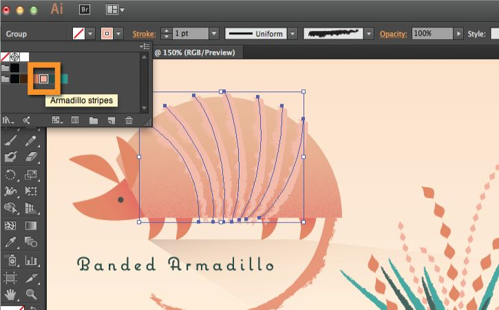 How to work with brushes | Adobe Illustrator CC tutorials