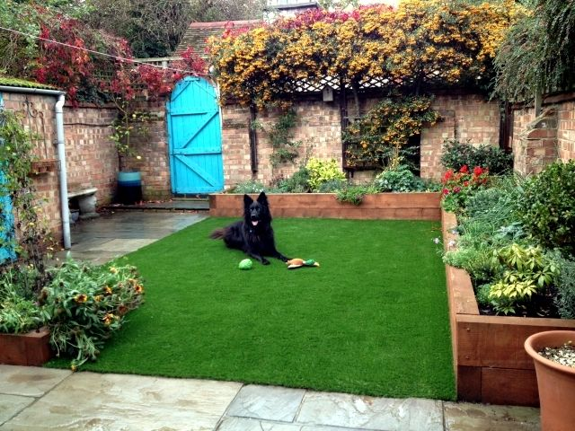 The synthetic grass for balcony and terrace – Easy to clean and ...