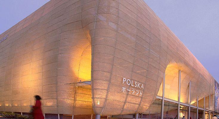 The #Poland Pavilion at #Expo2005 #Aichi #Japan #Worldsfair