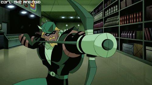 dc comics oliver queen justice league justice league unlimited jlu