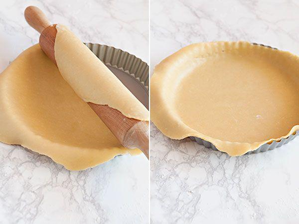 Cómo hacer masa quebrada
