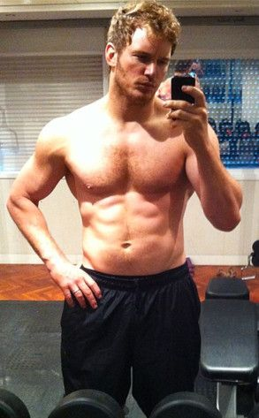 The 34-year-old Parks and Recreation actor Chris Pratt has upped his game, undergoing a physical transformation for his role in the upcoming sci-fi flick Guardians of the Galaxy. http://www.eonline.com/news/436898/chris-pratt-undergoes-physical-transformation-shows-off-a-rock-solid-bod