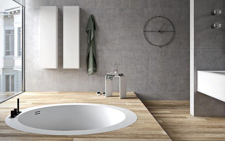 Built In Bath, Shower Bath Combo And Bathtub