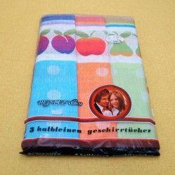 pack of 3 vintage tea towels www.vintageactually.co.uk