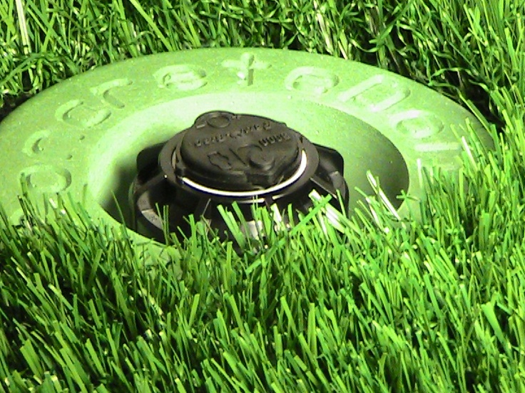These are great concrete sprinkler head protectors.  Protects our sprinkler heads from lawn crew and vehicle damage.