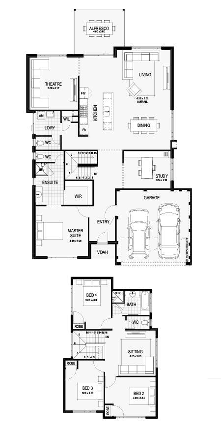 The Mirabel - Essence - Showcase - Ben Trager Homes (WA) - iBuildNew