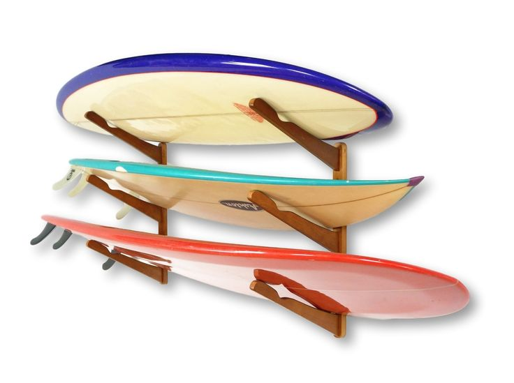 Surfboard Rack | Triple Cor - StoreYourBoard International