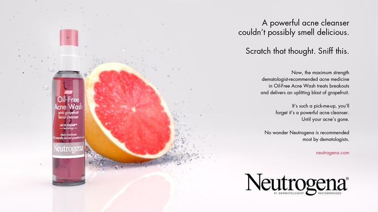 """Neutrogena"" by Guillaume Pinto, 3D Graphic / Motion designer http://gp2097.free.fr"