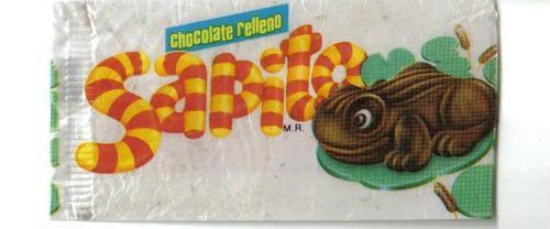 Resultado de imagen para chocolate sapito
