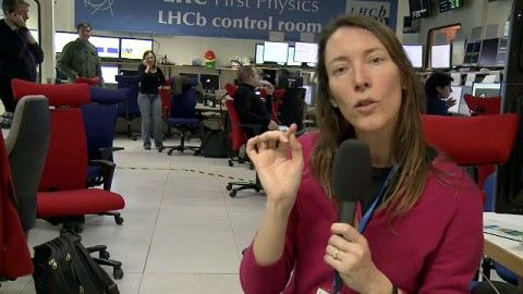 LHC: Cern-Forscher entdecken neue Materie-Asymmetrie - Golem.de