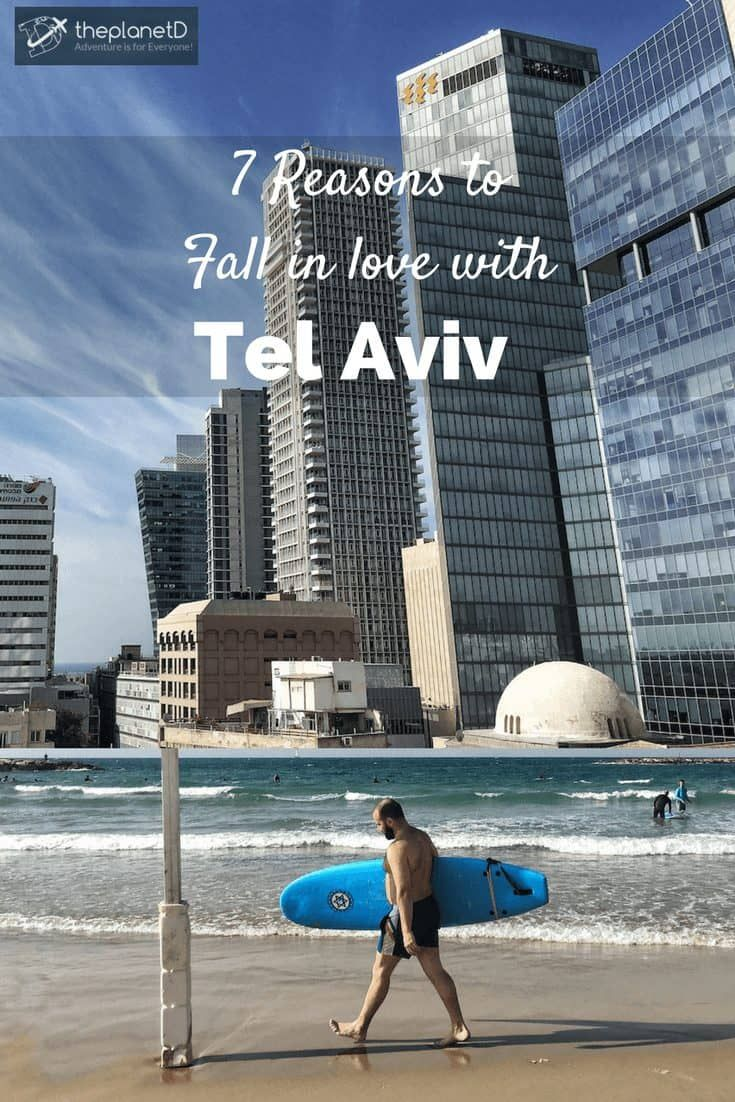 Why YOU should visit Tel Aviv!