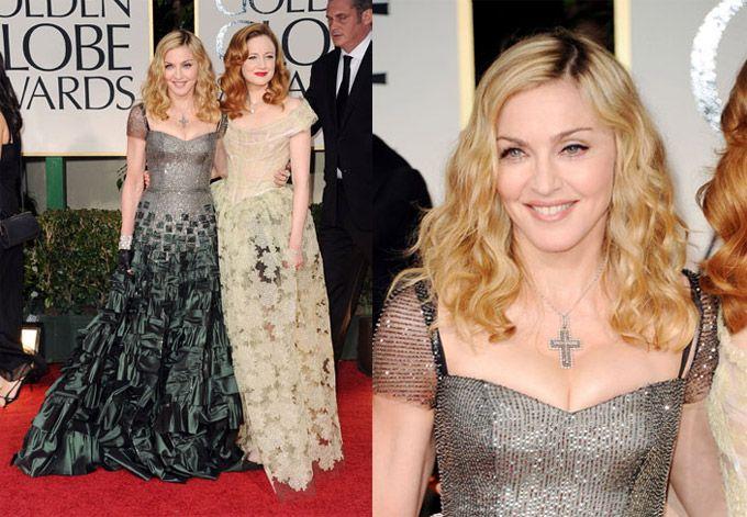 Madonna    Andrea Riseborough