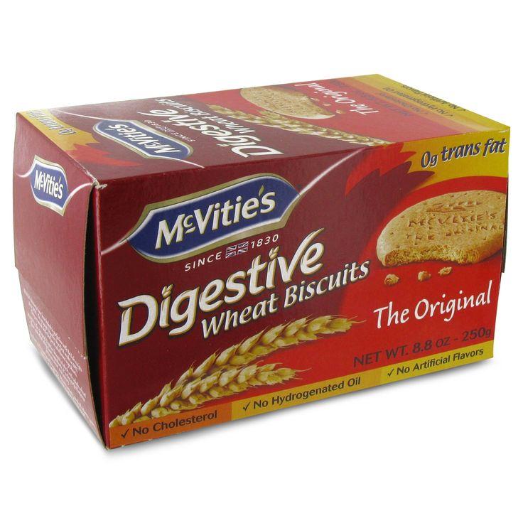 McVities Digestives (No Chocolate) - 8.8oz (250g)