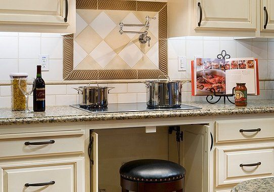 Wheelchair accessible kitchens photos accessible for Wheelchair accessible kitchen ideas