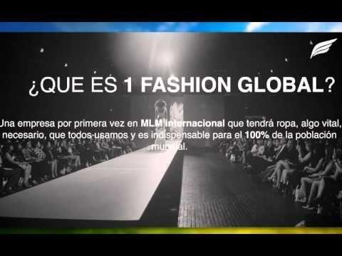 Presentacion 1 Fashion Global